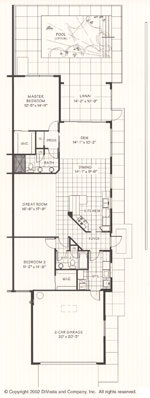 Magnolia bay palm beach gardens home owners association for Capri floor plan